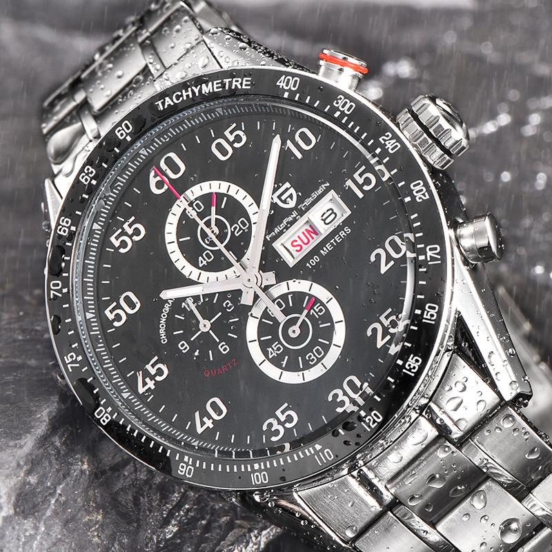 8f91a7aa0d1 Velké pánské sportovní hodinky- chronograf. Vše funkční. Cena 1800
