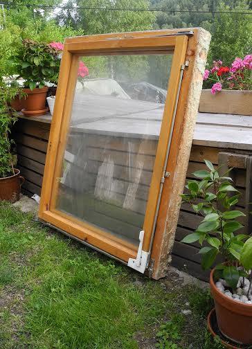 Daruji stara okna